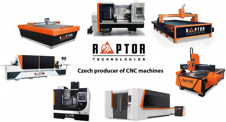 Czech manufacturer of CNC machines