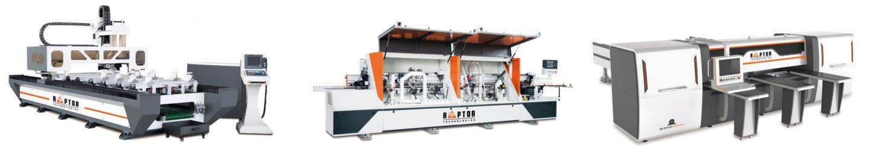 Dřevoobráběcí CNC stroje