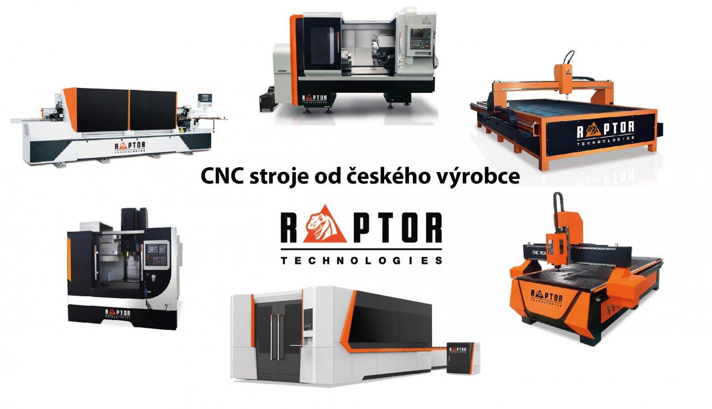 CNC stroje českého výrobce