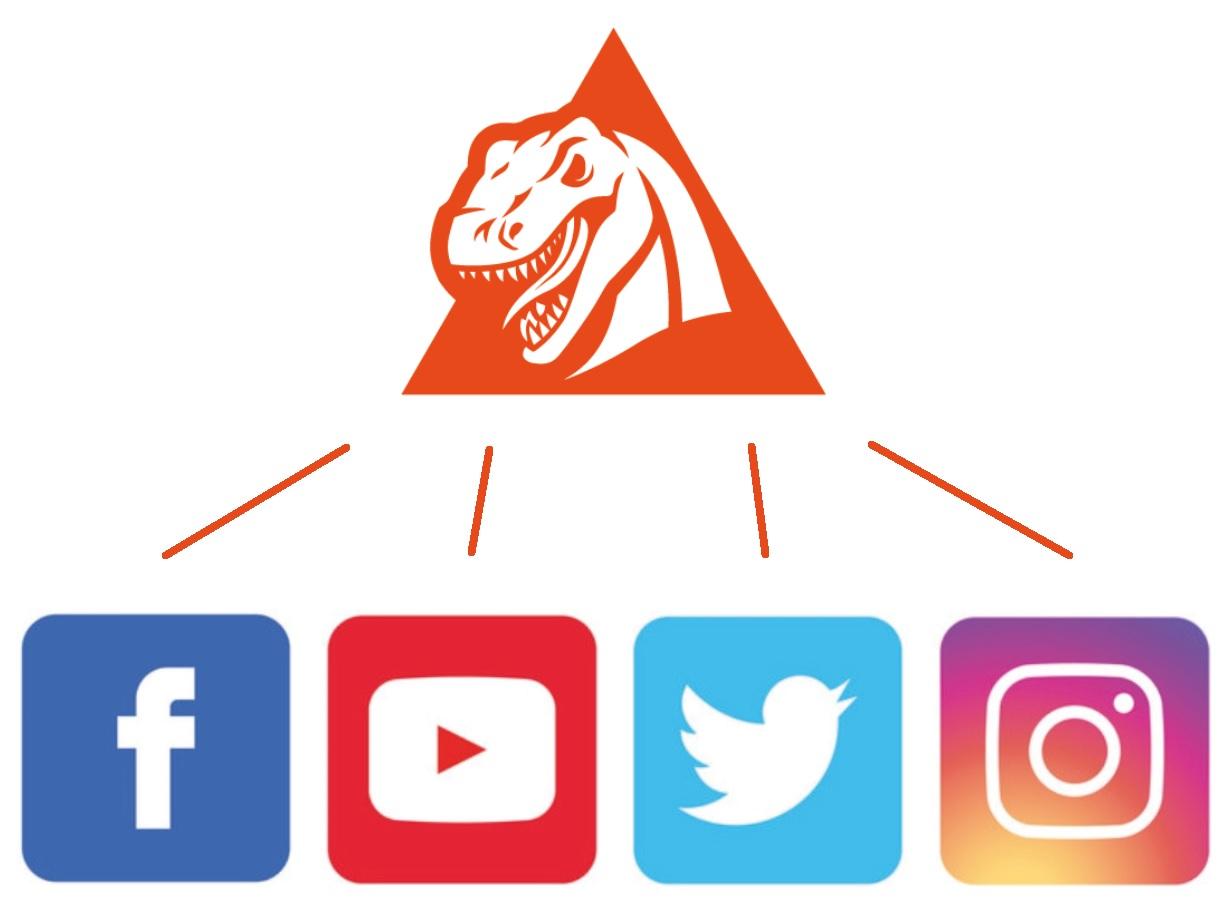 Raptor Technologies sociální sítě