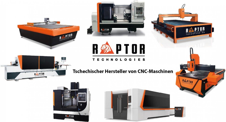 Tschechischer Hersteller von CNC Maschinen