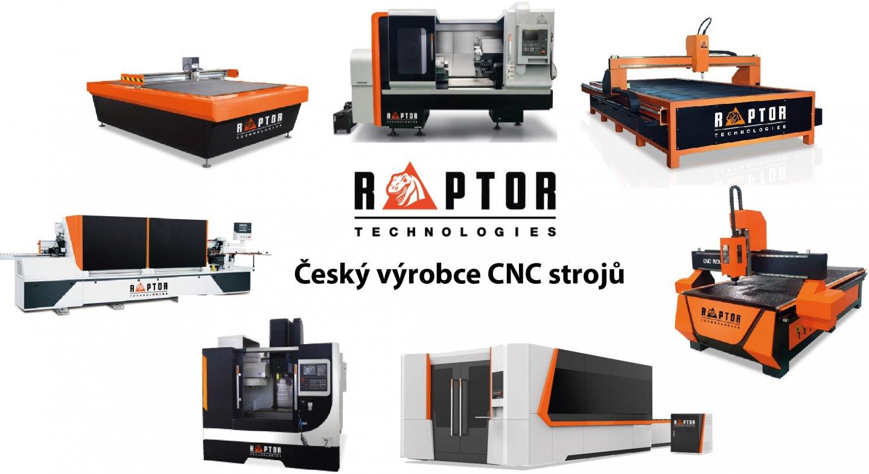 Český výrobce CNC strojů