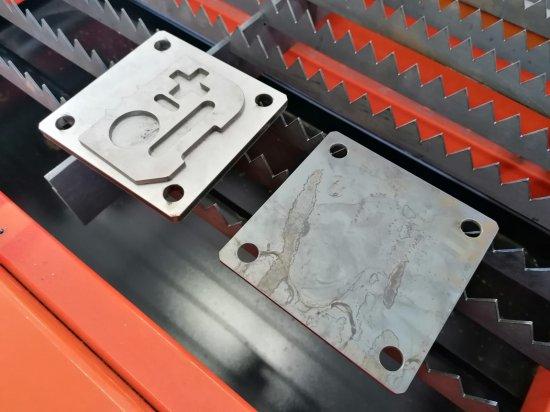 Cutting stainless steel plasma cutting machine