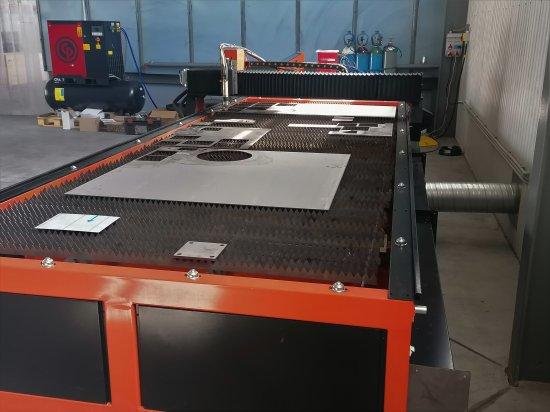 Pálicí stroj CNC plazma Raptor