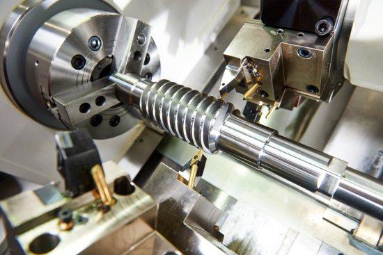 Product of CNC Lathe