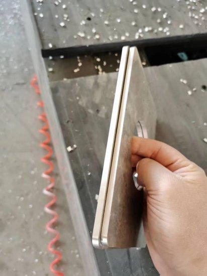Frézování hliníku na CNC routeru