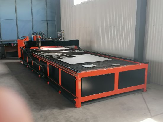 Raptor 6020 plasma cutting machine