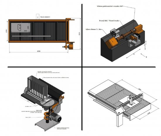 CNC Maschinen individuellangefertigt