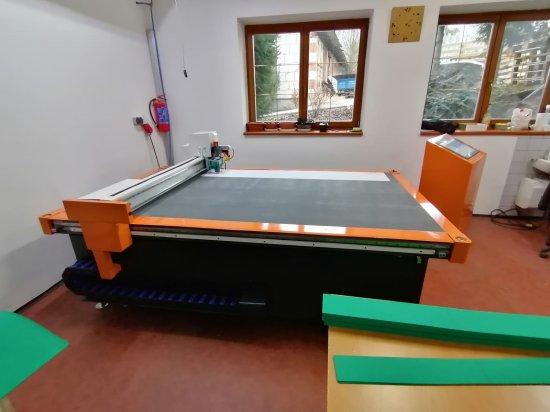 CNC plotter českého výrobce