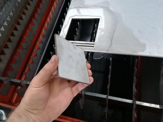 Nerez vodní konzole HQC plazmový řezací               stroj