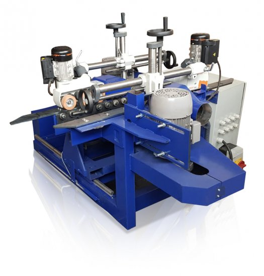 CNC double-sided bottom cutter