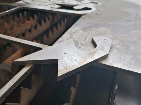 CNC-Plasmaschnitt aus Raptor-Edelstahl