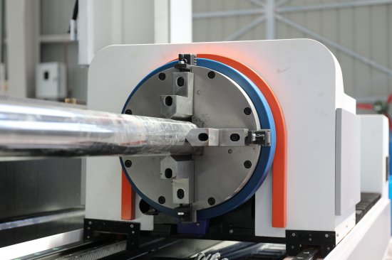 4th axis of laser pipe cutting               machine