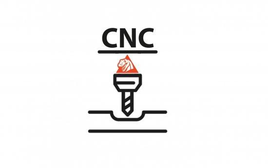 CNC Vrtačka