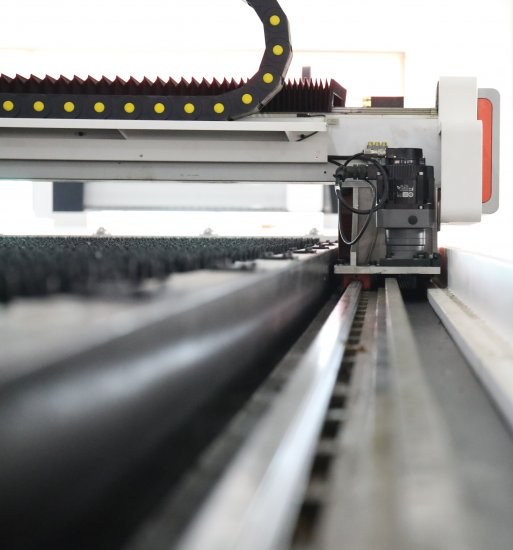 Quality processing of CNC laser cutting machine