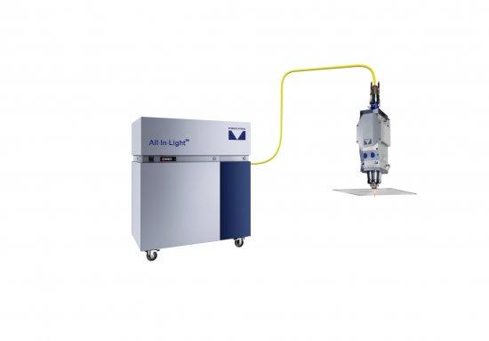 Neuer innovativer CNC-Laser