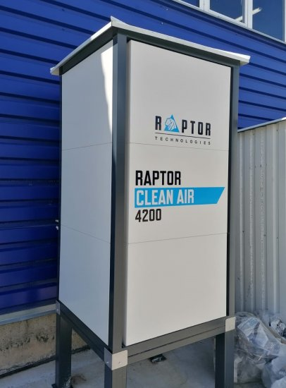 Raptor Clean Air               4200