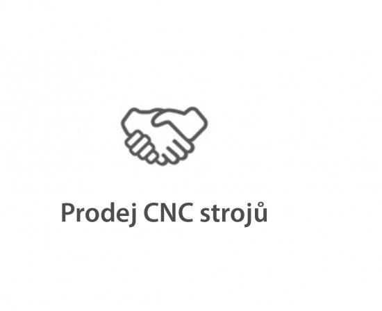 Verkauf von CNC-Maschinen